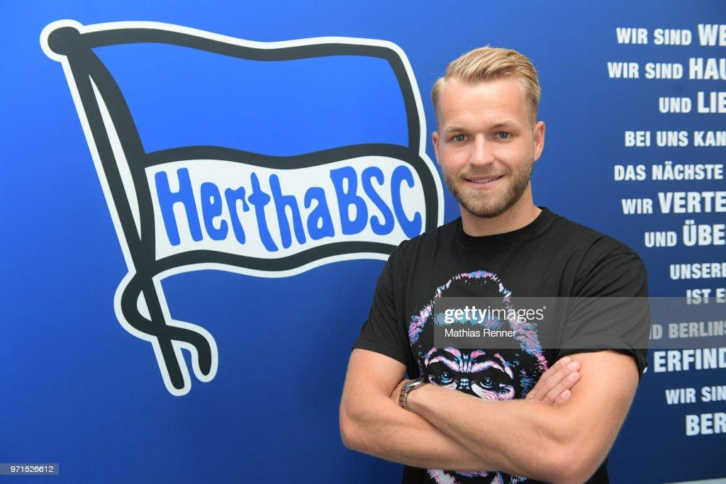 Hertha BSC new arrival - Pascal Koepke