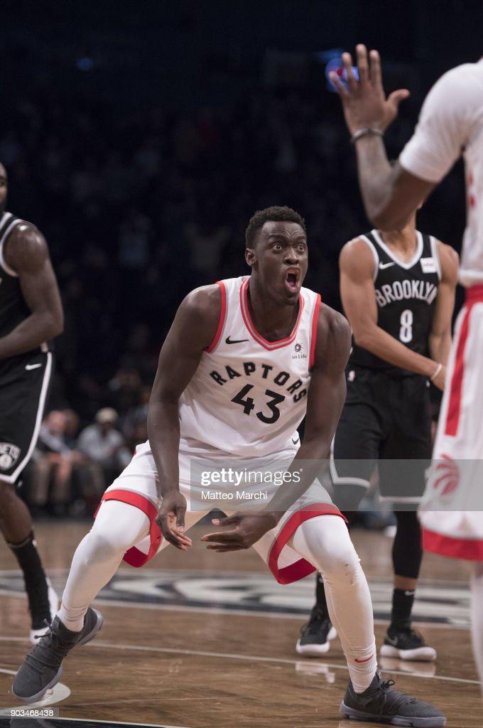 Toronto Raptors v Brooklyn Nets