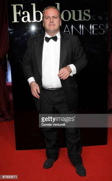 Pascal Vicedomini attends the Dolce & Gabbana Party at the Le Baoli, Port Canto during the 62nd Annual Cannes Film Festival on May 22, 2009 in...