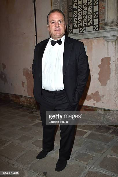 Pascal Vicedomini attends The Humbling premiere after party during the 71st Annual Venice Film Festival on August 30 2014 in Venice Italy