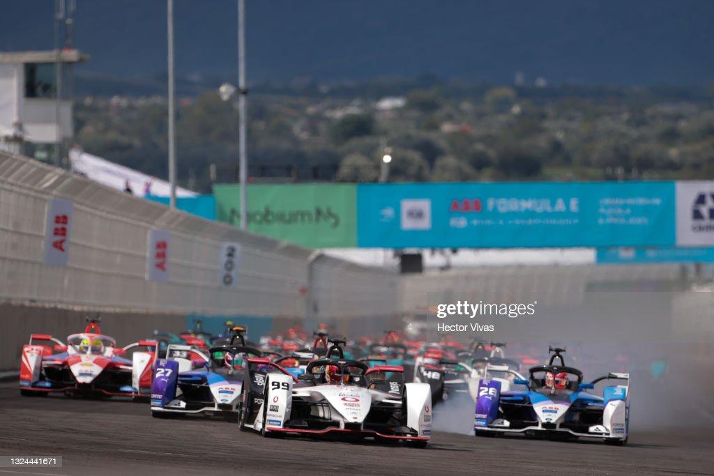 ABB FIA Formula E Championship - Puebla E-Prix Round 8 : ニュース写真