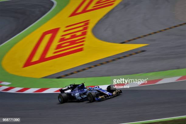 Pascal Werlein, Sauber, F1 Team, formula 1 GP, Spanien in Barcelona