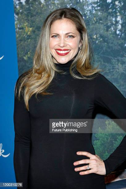 Pascale Hutton photographed at the Hallmark Channel's 'When Calls The Heart' season 7 celebration dinner and panel at Beverly Wilshire A Four Seasons...