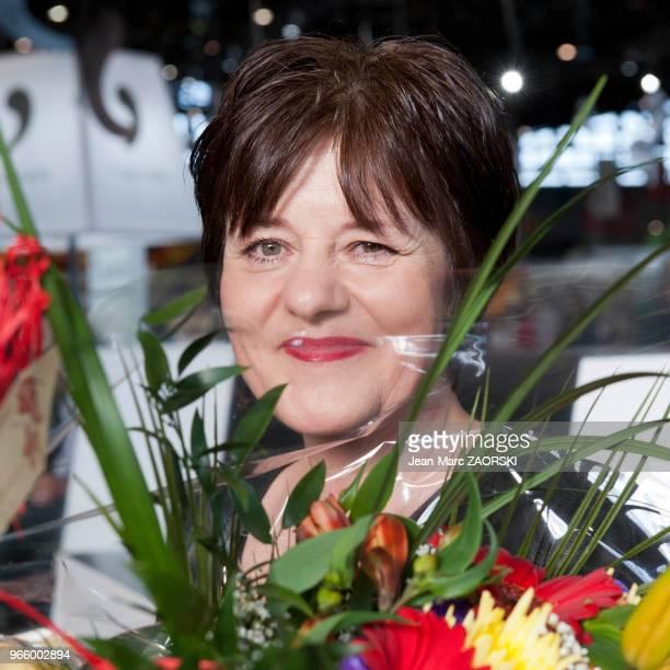 Pascale Kramer écrivain suisse originaire du Canton de Vaud lauréate du Prix Schiller en 2009 du Grand Prix du roman de la SGDL et du Prix Rambert...