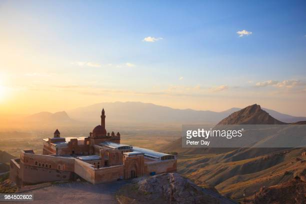 pasha palace on a mountain in turkey. - anatolia stock pictures, royalty-free photos & images
