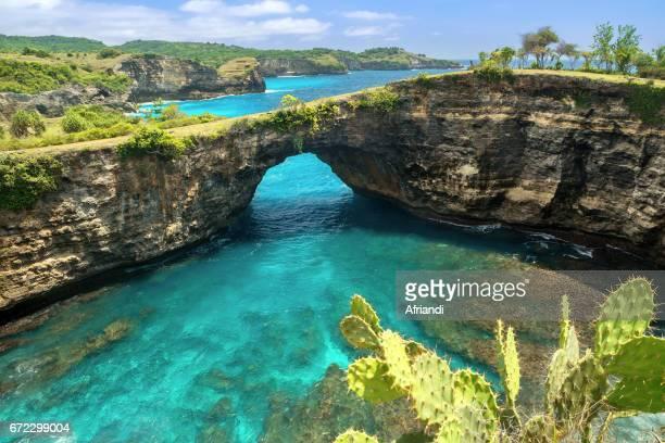 Pasih Uug (Broken Beach), Nusa Penida Island
