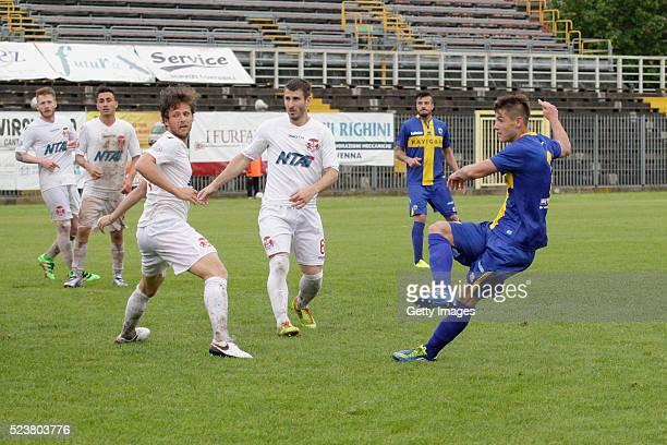 Parma Calcio 1913 V Ravenna Fc Serie D Stock Pictures ...