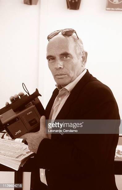 Pasquale Squitieri Italian director Paris France 1984