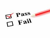 Pass and Fail Choice