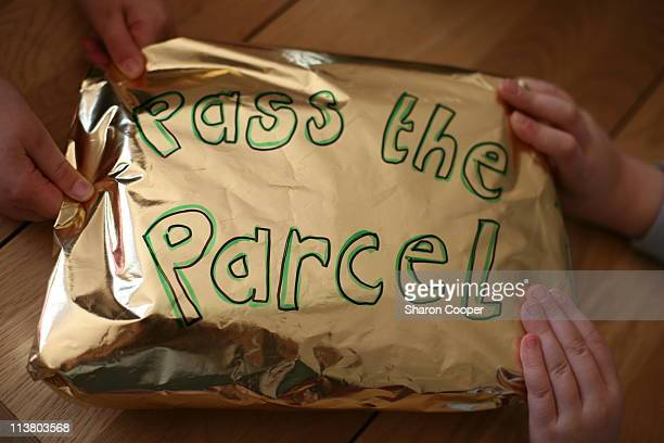 Pass the Parcel , childhood party game