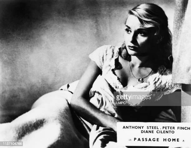 Passage Home lobbycard Diane Cilento 1955