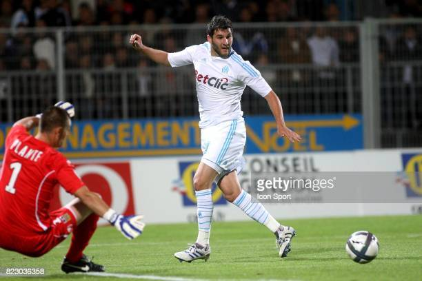Passe decisive Andre Pierre GIGNAC Arles Avignon / Marseille 6e journee Ligue1
