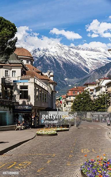 Passeggiata d'Inverno Street - Merano (Italy)