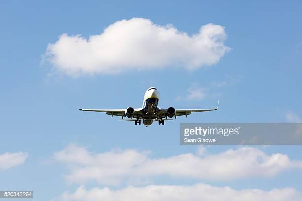 Passenger aircraft