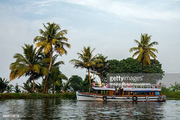 CONTENT] Passenger ferry in Alleppey backwaters KeralaThis is the common mode of transport followed by locals in alleppey backwater canals