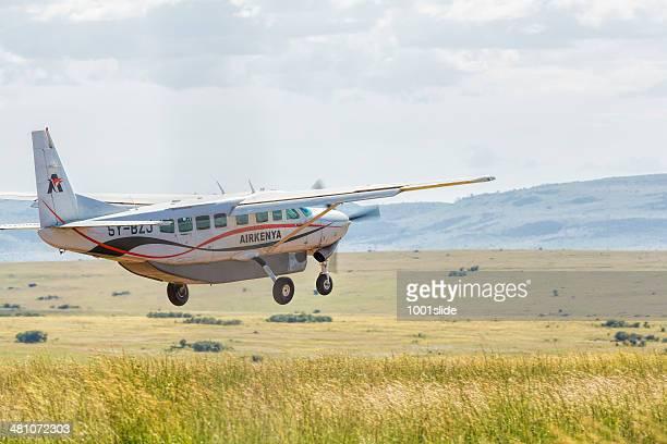 Avion de passagers de Masaï Mara