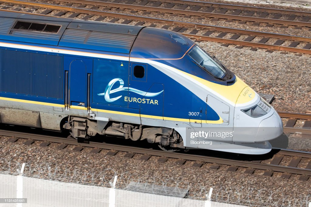 FRA: France Passes Decree Allowing Eurostar to Function Post-Brexit