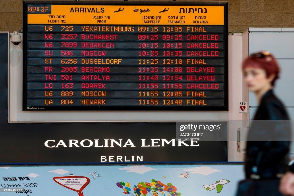 ISRAEL-PHARMA-TEVA-STRIKE-LAYOFFS : News Photo