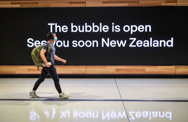 NZL: Quarantine-Free Trans Tasman Travel Bubble Between Australia and New Zealand Begins
