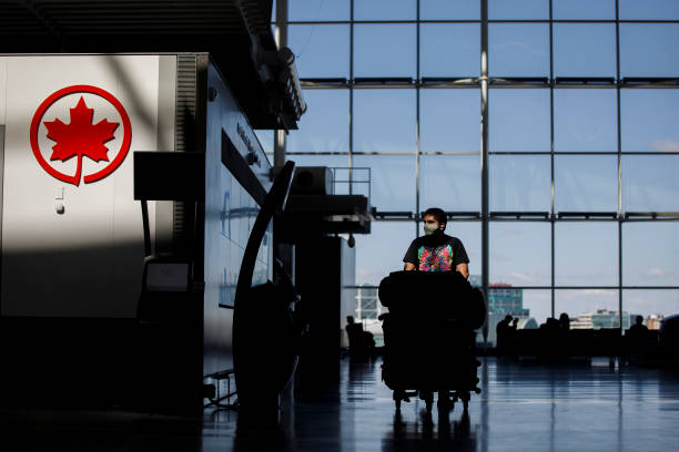 CAN: Air Canada Temporarily Lays Off 15,000 Employees As Coronavirus Takes Toll On Airline Industry