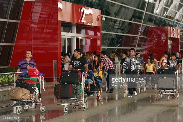 Passengers at IGI airport stranded after Air India flights were yet again cancelled on Friday morning AI has shifted affected passengers to Ashoka...