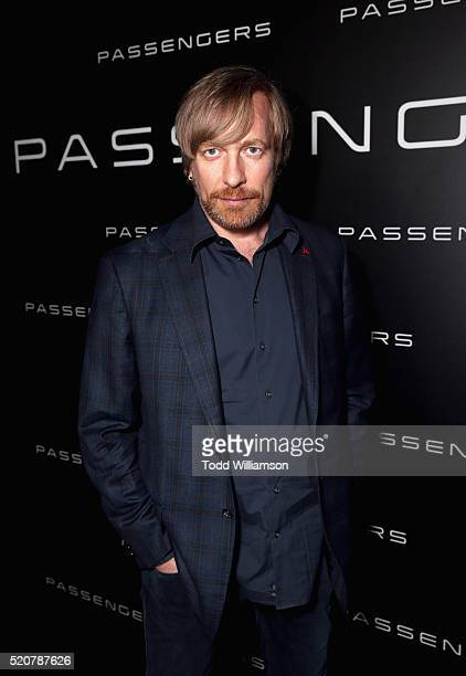 Passengers' director Morten Tyldum attends CinemaCon 2016 An Evening with Sony Pictures Entertainment: Celebrating the Summer of 2016 and Beyond at...
