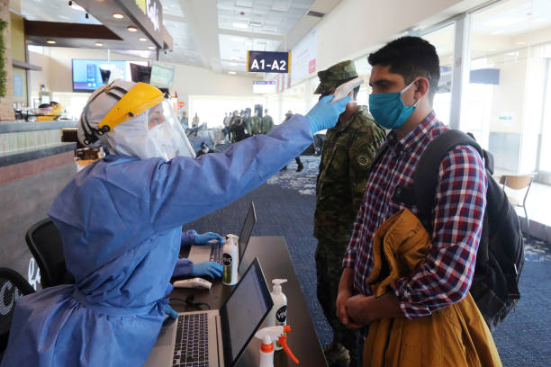 ECU: Quito International Airport Reopens Amid Coronavirus Pandemic