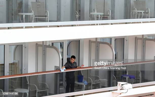 Passengers of the cruise ship Queen Elizabeth that berthed in Hong Kong on Tuesday are recovering from an outbreak of norovirus chief port health...