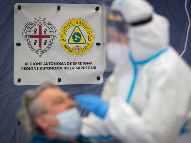 ITA: First Travellers Arriving In Sardinia Require Covid-19 Swabs To Enter The Region