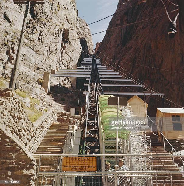 Shooting In Canon City Colorado: Royal Gorge Suspension Bridge Stock Photos And Pictures