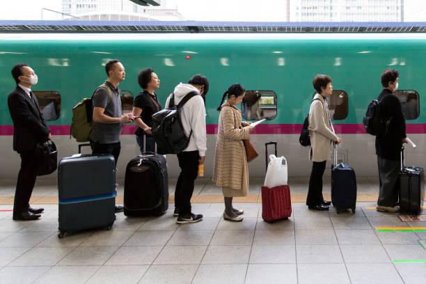 JPN: Transportations In Tokyo Gear Up Ahead of The Golden Week