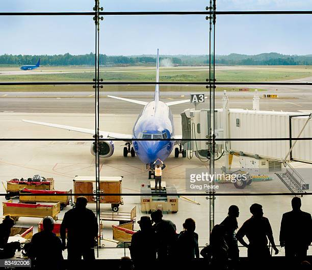 Jetway Interior Stock Photos And Pictures