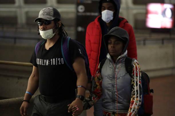 DC: DC Metro Cuts Service Amid Coronavirus Shutdown