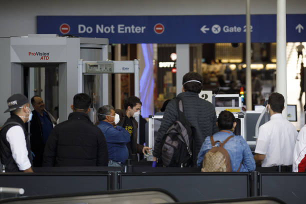 CA: LAX As Airlines Ordered To Refund Cost Of Flights Canceled By Virus