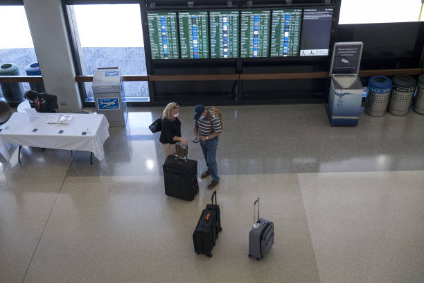 CA: Airlines, Hotels Surge Amid Strong Passenger Data, Vaccine Hopes
