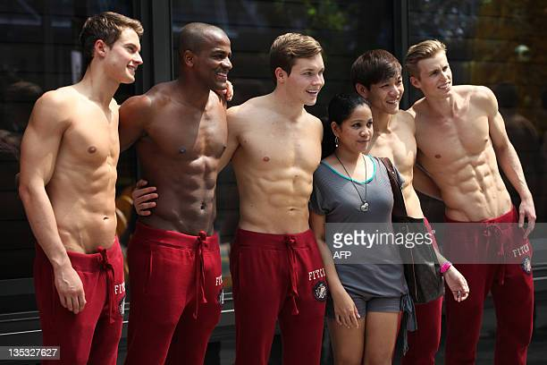 Abercrombie And Fitch Models Names