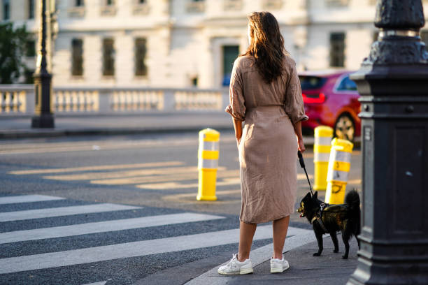 FRA: Street Style In Paris - July 2020