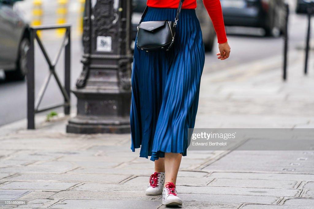 Street Style In Paris - June 2020 : News Photo