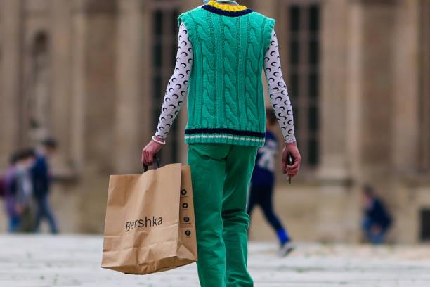 FRA: Street Style In Paris - June 2021