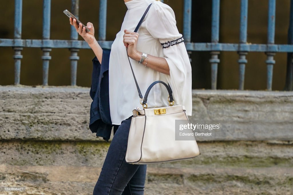 Street Style In Paris - June 2020 : News Photo