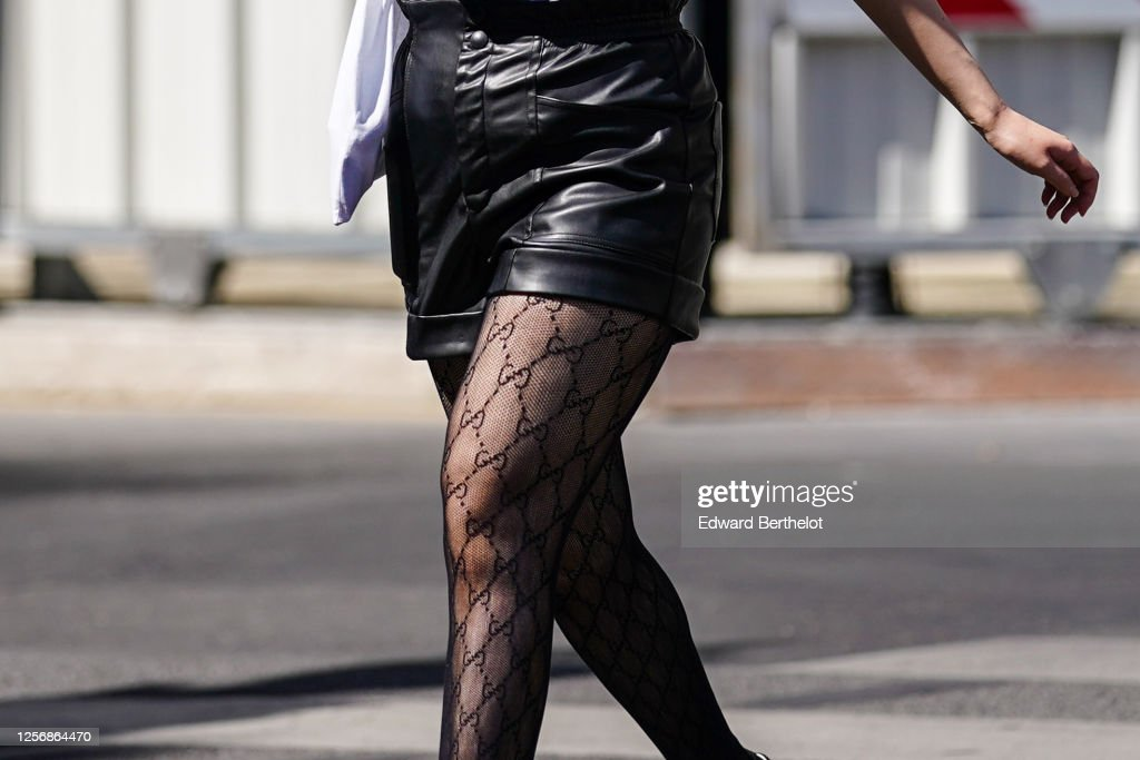 Street Style In Paris - July 2020 : News Photo
