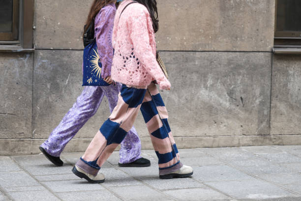 FRA: Street Style In Paris - May 2021