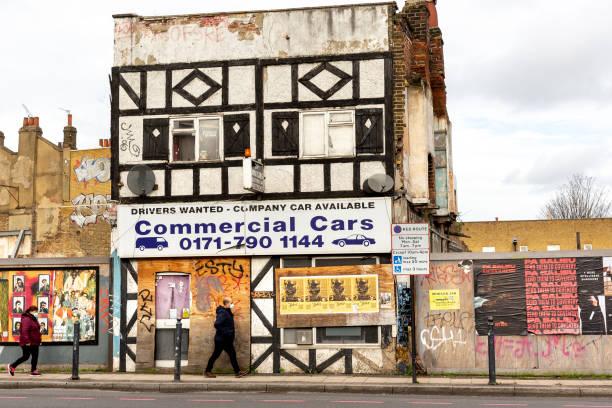 GBR: Third Coronavirus Lockdown In London