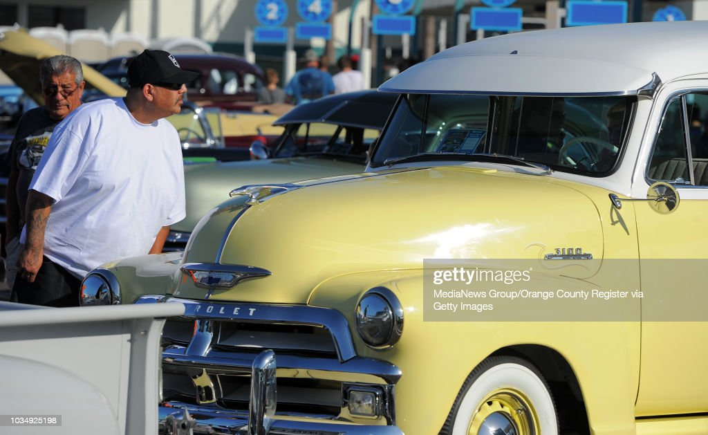 Orange County Register Archive Pictures Getty Images - Port angeles car show