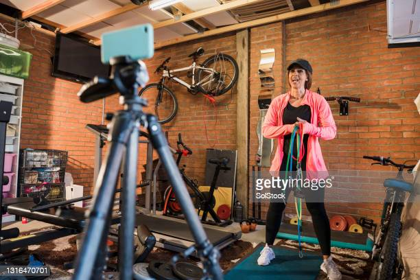 passionate about health & exercise - teacher stock pictures, royalty-free photos & images