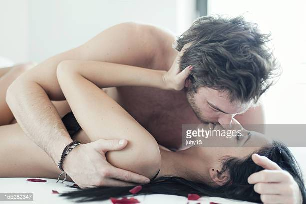 Couple passionné