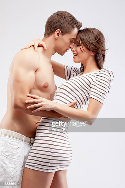 passionate couple - hot teen stock photos and pictures