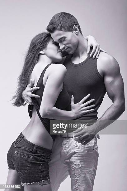 passionate couple - hot stock pictures, royalty-free photos & images