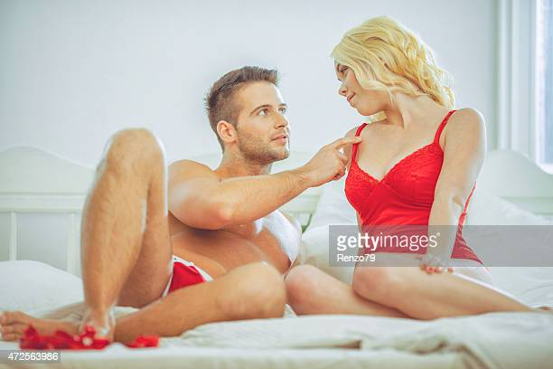 passionate couple - romantic hot couples stock photos and pictures