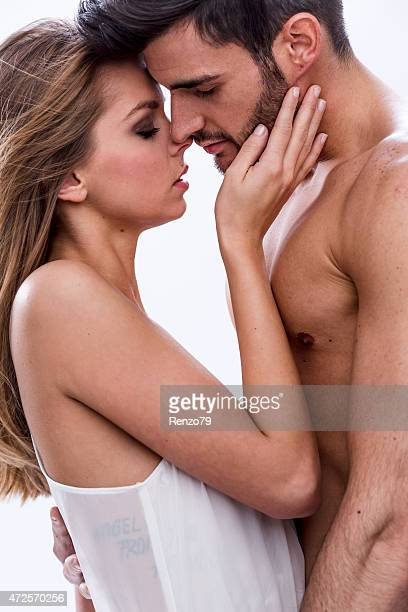 passionate couple